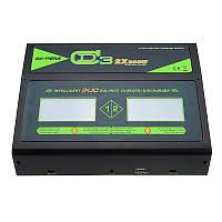 EV-PEAK CD3 2X200W 25A Двойной AC / DC 1-6S Lipo Батарея Разрядник зарядного устройства с сенсорным экраном