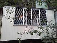 Обшивка балконов профнастилом , фото 1