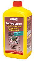 Pufas Facade-Clean (Пуфас Фасад Клин) Средство для удаления солей 1л.