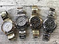 Мужские наручные часы ROLEX 4 цвета