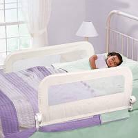 Summer Infant Защитный барьер на кровать BadRail Double 108*51 см 12471
