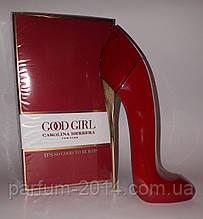 Женская парфюмированная вода Carolina Herrera Good Girl ( Красная )