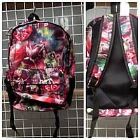 Школьные рюкзаки Абстракция