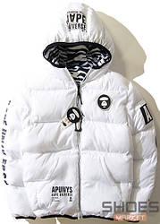 Куртка Bape White (ориг.бирка)