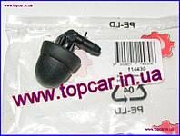 Форсунка омывателя зад стекла Renault Kangoo I  Seim Турция 114430