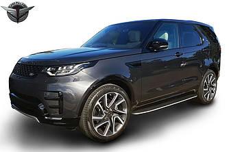Пороги подножки боковые Land Rover Discovery 5