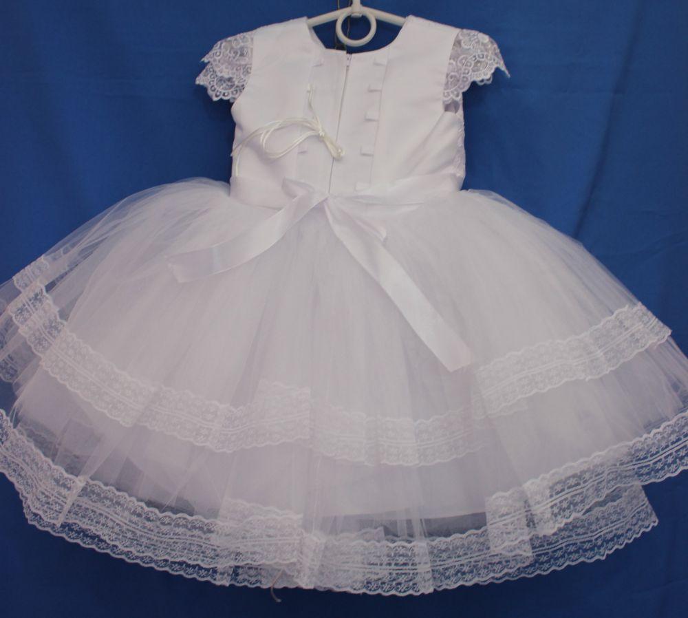 Платье детское нарядное 3-4года
