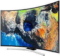 Изогнутый Телевизор Samsung UE49MU6292 модель 2017 года