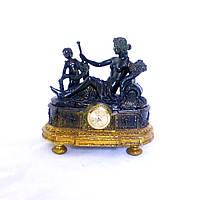 """Оригинальные каминные часы """"Мифология"""""""