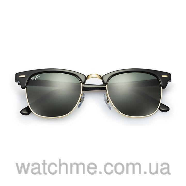 c0ad5e033f0e Очки RAY BAN RB 3016 Клабмастер комплект стекло, копия солнцезащитные -  watchme.com.