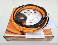 Греющий кабель Woks-18 1100 Вт