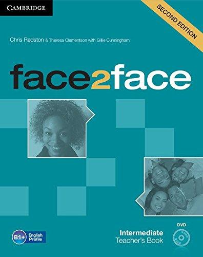 Face2face 2nd Edition IntermediateTB + DVD-ROM