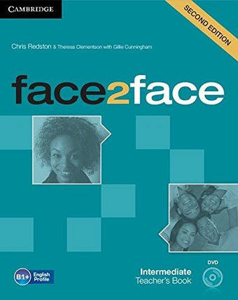 Face2face 2nd Edition IntermediateTB + DVD-ROM, фото 2