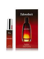 Мини парфюм Fahrenheit от Christian Dior 40мл (М) в подарочной упаковке