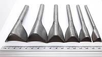 Набор резаков радиусных (40, 35, 30, 25, 20, 15 мм)