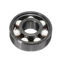 6088x22x7mmШарикоподшипникгибридныйКерамическийШарики Черный подшипник для Fidget Spinner