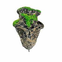 Яни Летающий камень Fish Tank Decoration Float Орнамент Искусственный камень пемзы Малый размер