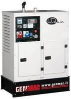 Дизельный генератор Genmac Living RG 9000 KS (8,5 кВт)