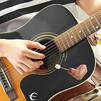 Беспроводной прибор Eletronic Pickup Microphone для скрипки Guzheng Zither Erhu