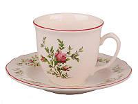 Чайный набор Lefard Английская роза 2 предмета 240 мл, 910-029