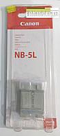 Акумуляторна батарея CANON NB-5L (Digital)