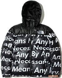 Куртка Supreme x The North Face Black (ориг.бирка)