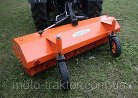 Щетка для трактора (задненавесная) с гидроприводом ЩКН-2000