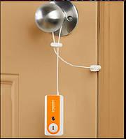 Анти Theft Intrusion Gate Window Шторная дверь Фонарь Сигнализация Датчик Оповещение детектора