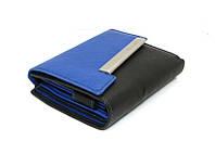 Кошелек женский Lorenti LT05-CCF BLACK-R.BLUE, фото 1