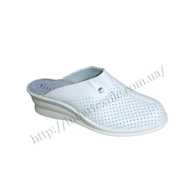 Медицинская и поварская обувь теллус