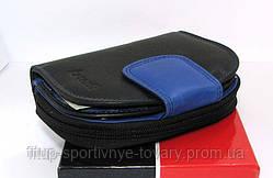 Кошелек женский Lorenti LT07-CCF BLACK-R.BLUE