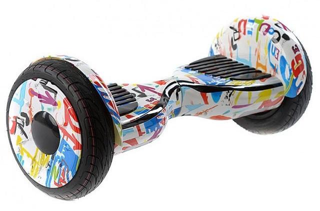 "Гироскутер Smart Balance Wheel 10.5"" Graffiti  +сумка +Баланс"