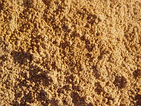 Песок не мытый