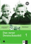 Das neue Deutschmobil . зошит для вправ.