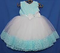 Платье детское нарядное 2-3 года, фото 1