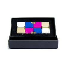 Infinity cube - инфинити куб - Fidget toy разноцветный 9801-4, фото 3