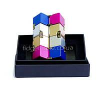 Infinity cube - инфинити куб - Fidget toy разноцветный 9801-4