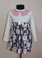 Красивое детское платье для девочек от 1 до 4 лет