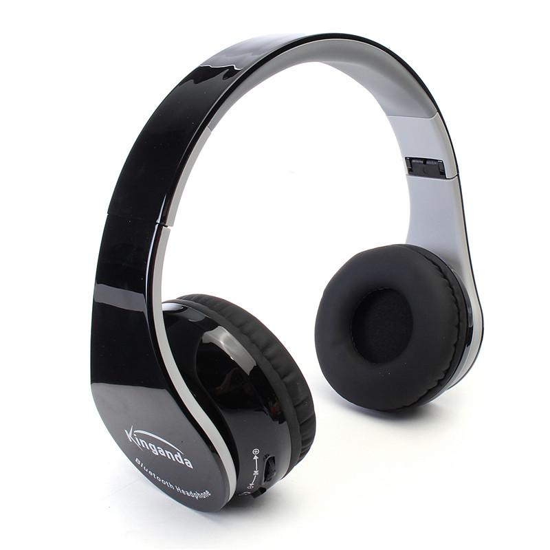 Беспроводная Bluetooth Стерео Складная над Уши Наушники с Приемник для  Samsung Xiaomi Huawei 1TopShop c9f096a9e880f