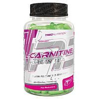 TREC NUTRITION L-CARNITINE + GREEN TEA 90 капс