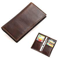 Мужская винтажная кожа PU Мягкий кошелек случае карты держатель кошелек телефон сумка для менее 6 дюймов смартфон