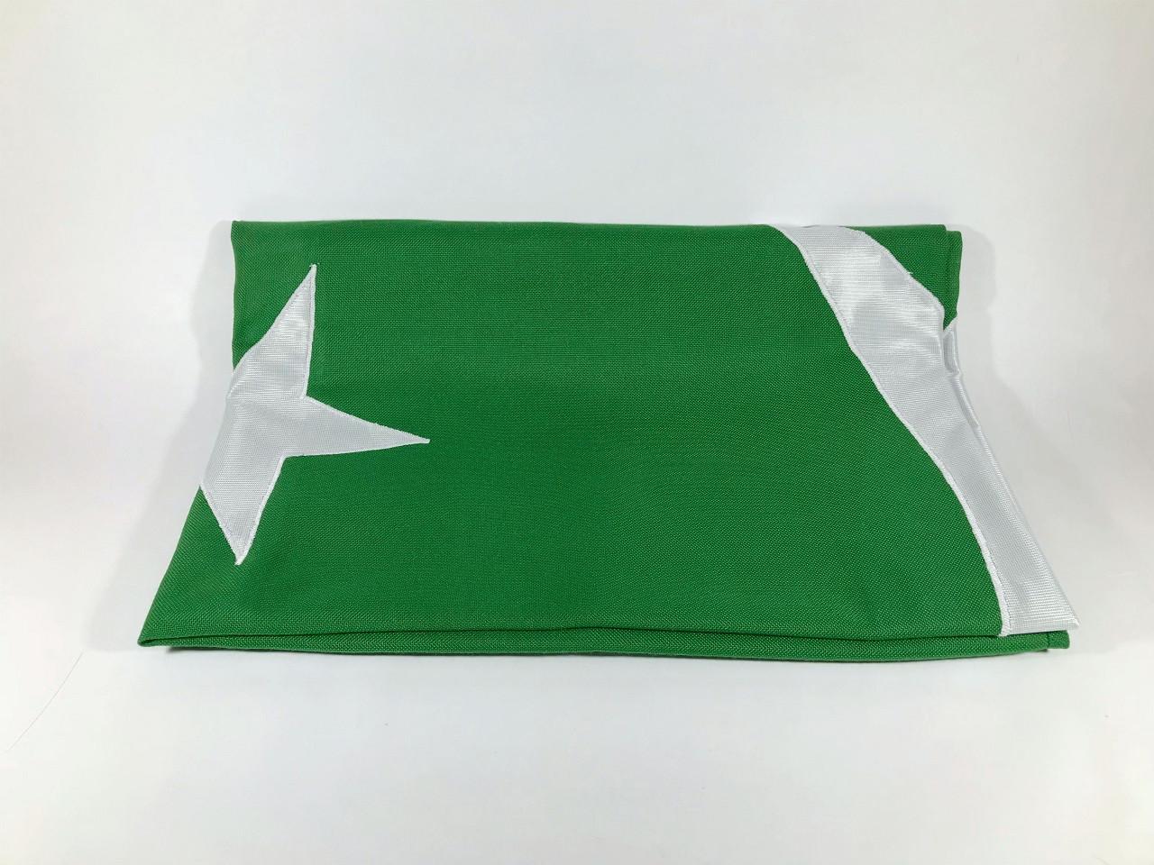 Флаг Пакистана (Аппликация) - (1м*1.5м)