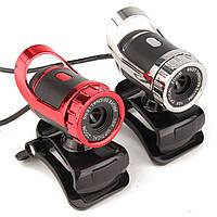 HD Auto Баланс белого 12M пикселей Веб-камера с микрофоном Вращающаяся регулируемая камера для ПК Ноутбук