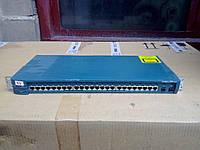 Свитч CISCO CATALYST 1924F EN 24-PORT ETHERNET SWITCH WS-C1924F-EN 100Mbps