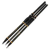 ZANLURE4.5m/5.4m/6.3meters углерод Superhard Рыбалка Rod Ocean Rock Fshing Rod