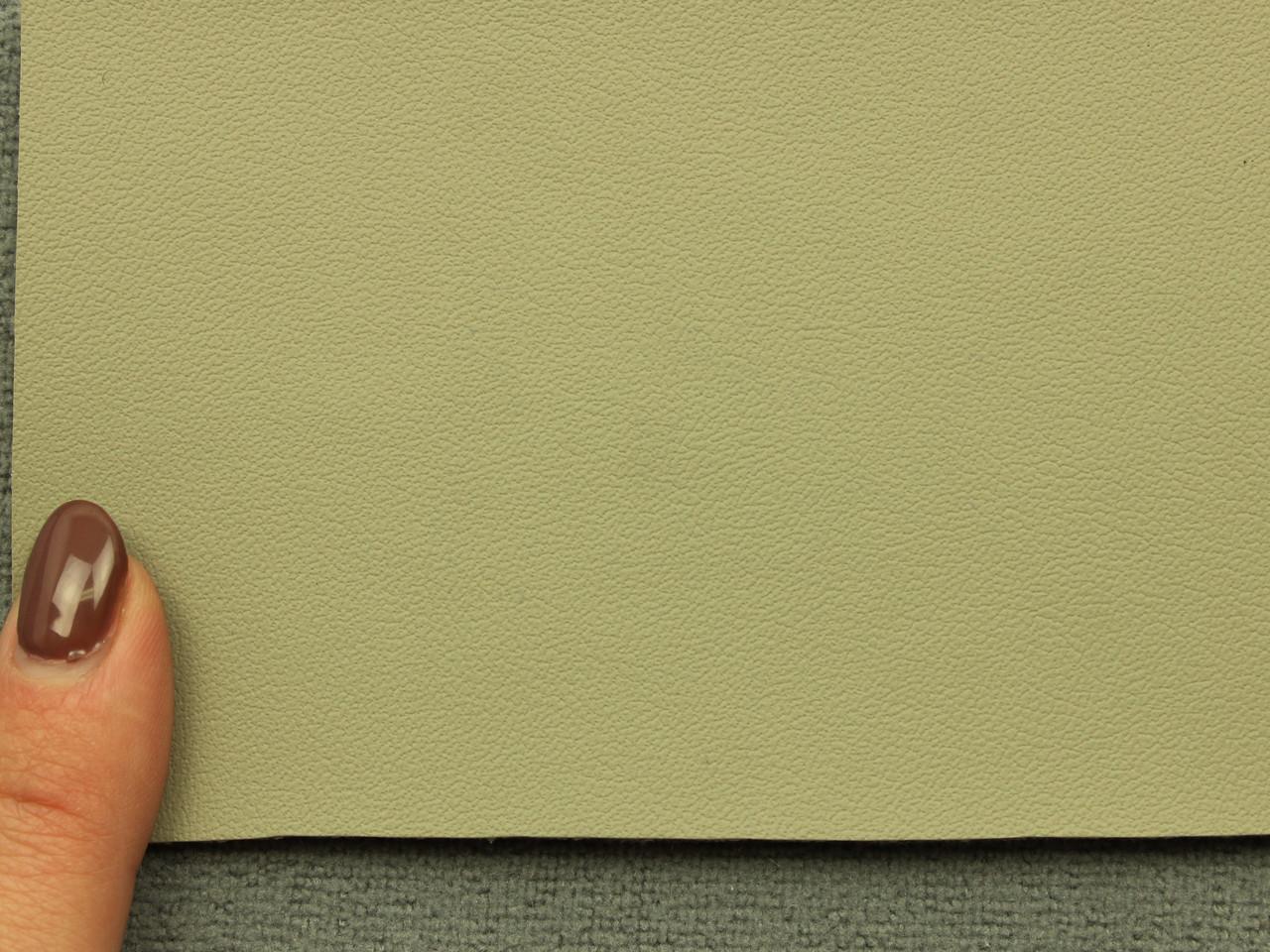 Авто кожзам  серый, на поролоне, Германия