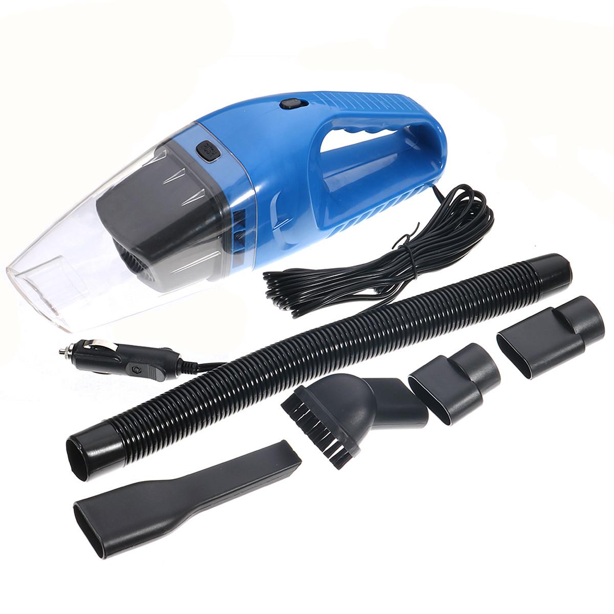 12V 120W Портативный мокрый и сухой автомобиль Home Mini Handheld пылесос-1TopShop