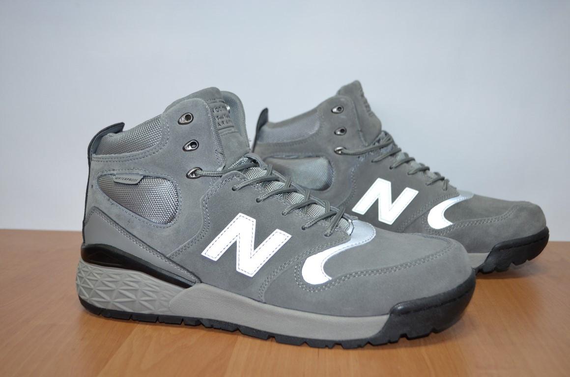 Зимние мужские кроссовки New Balance. - Интернет- магазин