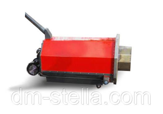 Пеллетный предтопок 750 кВт (пеллетная горелка высокой мощности) DM-STELLA , фото 2
