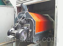 Пеллетный предтопок 750 кВт (пеллетная горелка высокой мощности) DM-STELLA , фото 3